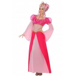 Disfraz Princesa Cuento Rosa Adulto