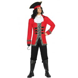 Disfraz Capitán Garfio Hombre
