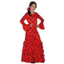 Disfraz Sevillana Niña