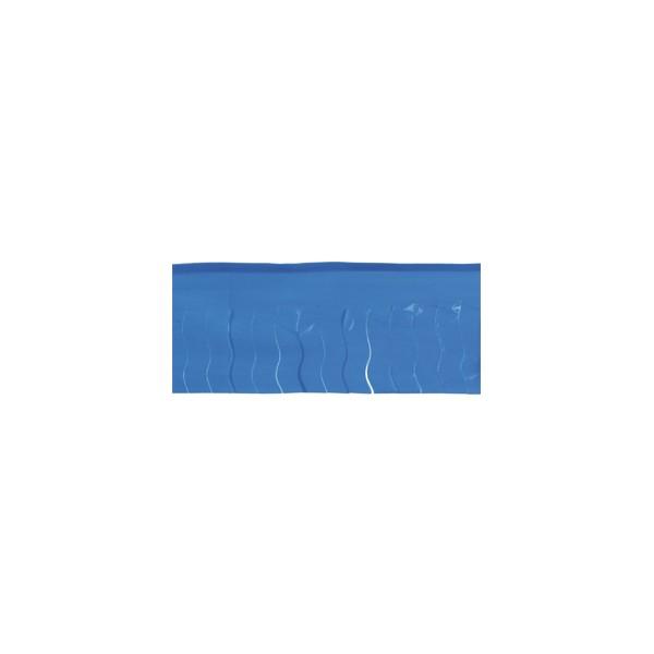 Fleco Azul Plástico 50 M.