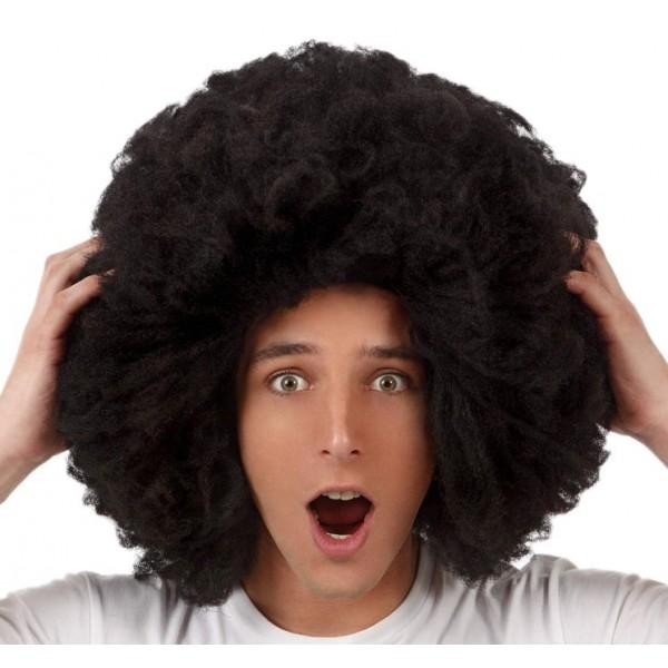 Peluca Super Afro