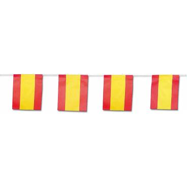 Banderas España Plástico 50 M.