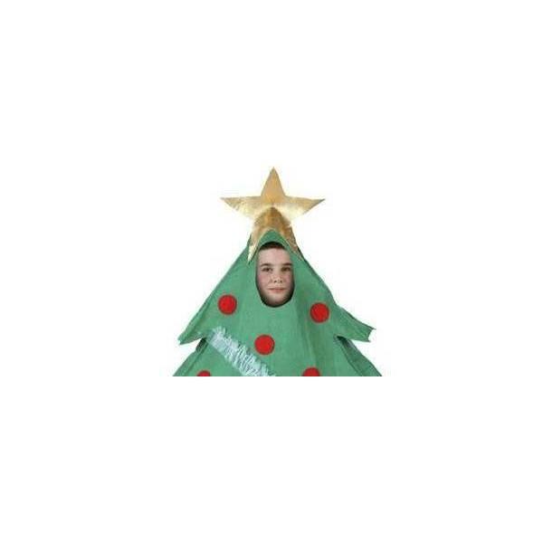 Disfraz Arbol De Navidad Nino Carnavalandiasl - Disfraces-de-nios-de-navidad