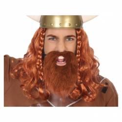 Barba de Vikingo