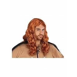 Peluca Vikingo