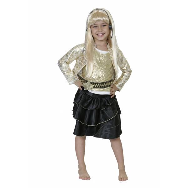 0c1457d1f Disfraz Hannah Montana infantil - Carnavalandia