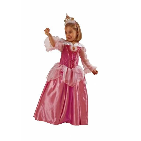 Disfraz Princesa Bella durmiente niña