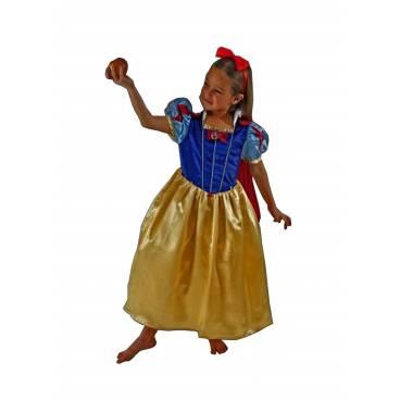 Disfraz Princesa Blancanieves niña