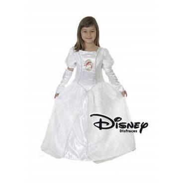Disfraz Ariel Novia infantil