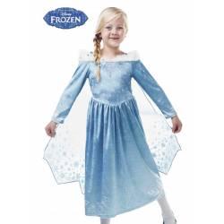 Disfraz Elsa Frozen Deluxe niña