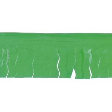 Fleco Verde Papel 50 M.