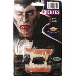 Dientes Vampiro de latex
