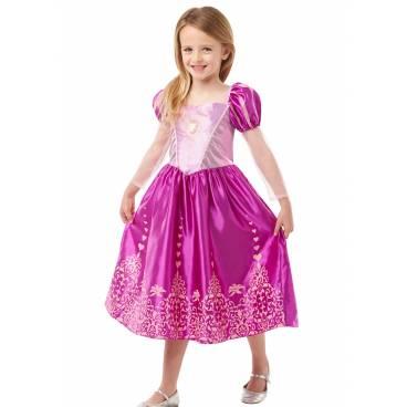 Disfraz Rapunzel Clasico Deluxe Infantil
