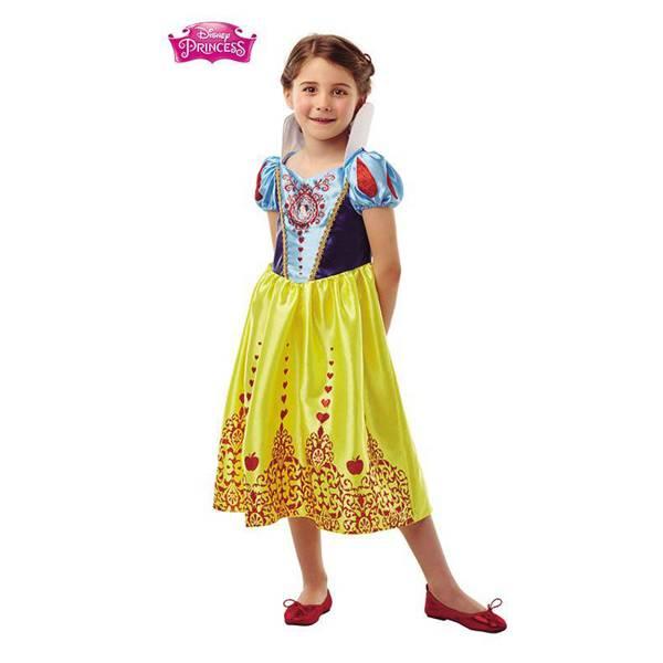 Disfraz Blancanieves Clasico Deluxe Infantil