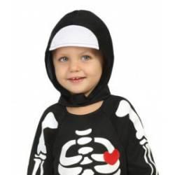 Disfraz Bebe Esqueleto Chico