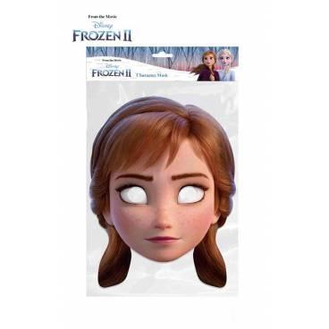 Careta Frozen II Anna