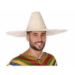 Sombrero Mejicano paja