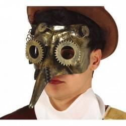 Máscara La Peste Steampunk
