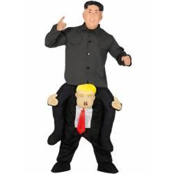 Disfraz Presidentes a Corderetas