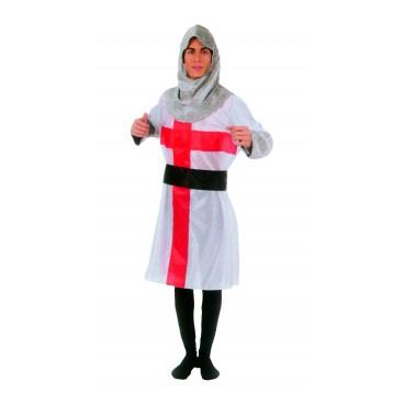 Disfraz Templario