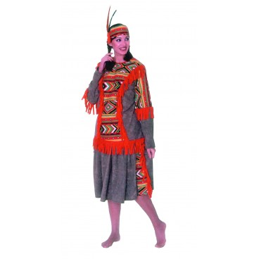 Disfraz India Apache