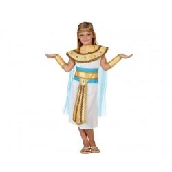 DISFRAZ REINA EGIPCIA INFANTIL