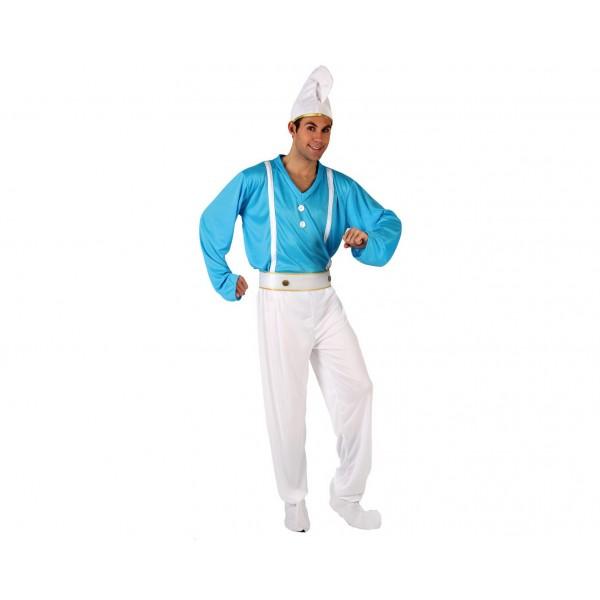 Disfraz Enanito Azul
