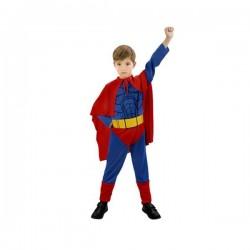 DISFRAZ SUPER HEROE INFANTIL