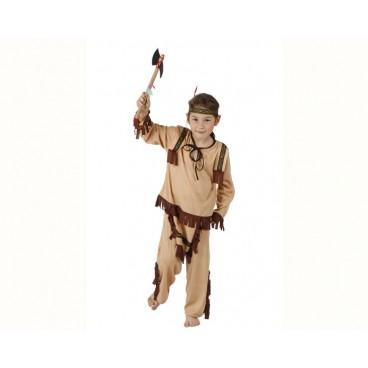 Disfraz Guerrero Indio niño
