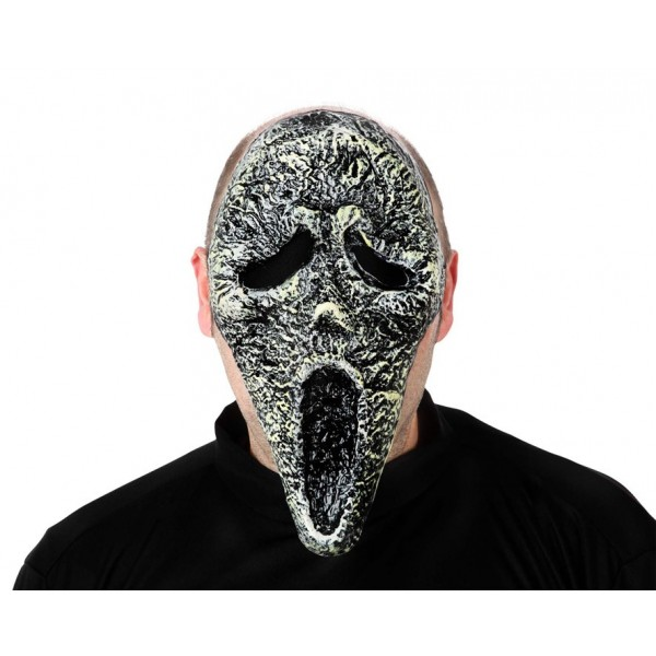 Máscara Fantasma Pvc