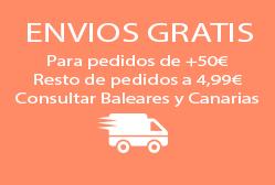 envios gratis carnavalandia