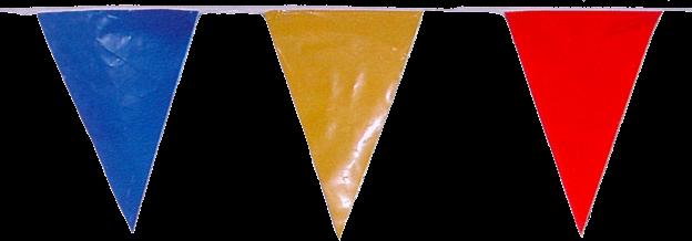 banderas-triangulares