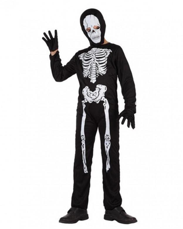 Comprar Disfraz de Esqueleto para niño para Halloween