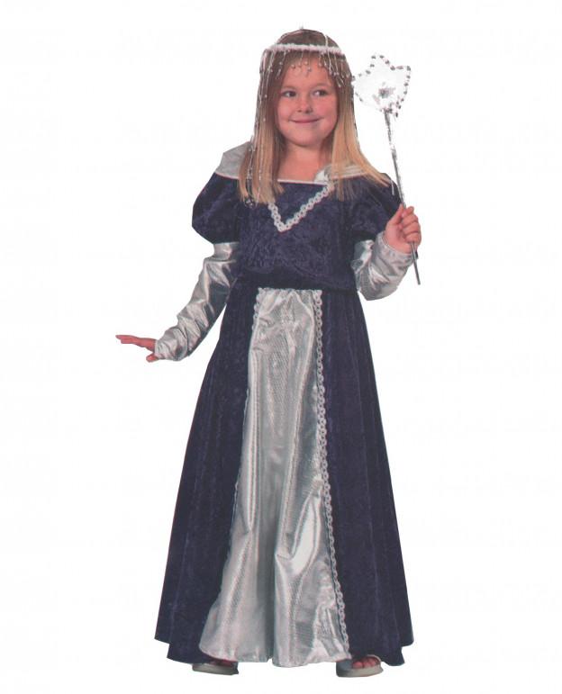 Disfraz de Princesa Terciopelo para niñas