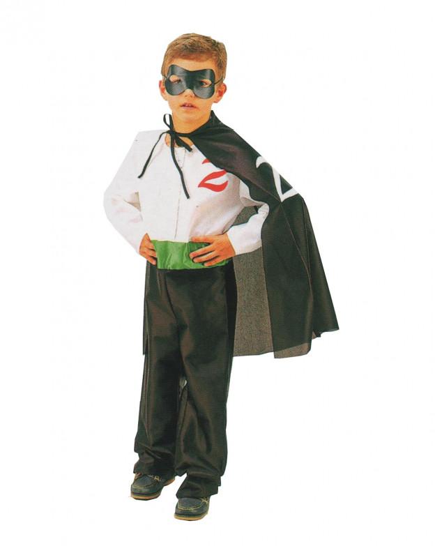 Comprar Disfraz de Zorro para niños