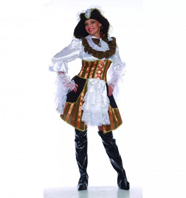 Comprar Disfraz de Bucanera para Mujer