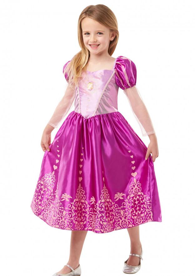 Disfraz de Rapunzel Deluxe de Disney para niñas